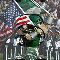 Michiganstate Sparty by John McGraw