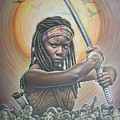 Michonne by David Easterly