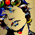 Mick Jagger by Love Art
