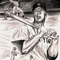 Mickey Mantle by Kathleen Kelly Thompson