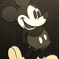 Mickey Mat Sepia by Rob Hans