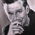 Mickey Rourke by Eric Dee