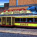Mickey's Dining Car by Murdoch Campbell