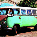 Microbus by Christopher Fuller