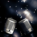 Microphone Club by Jorgo Photography - Wall Art Gallery