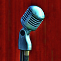 Microphone by Jill Battaglia