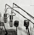 Microphones At Sun Records by John Nelson