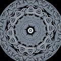 Mid Night Kaleidoscope by Sandra Huston