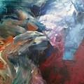 Mid Night Waves by Octavio Mora