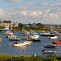 Mid Week At The Cape by Donna Cavanaugh