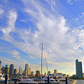 Midday In Miami by Ken Figurski