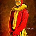 Middle Ages Iron Man by Leonardo Digenio