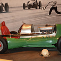 Midget At America On Wheels by Mike Martin