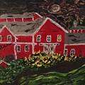 Midnight At Greenbank Farm by Anne Marjorie Erickson