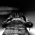 Midnight Dock by David Patterson