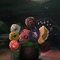 Midnight Flower by Sandra Harrison