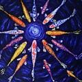 Midnight Gathering by Elizabeth Cox
