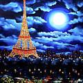 Midnight In Paris by Laura Iverson
