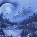 Midnight by My Imagination Gallery