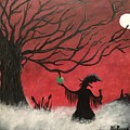 Midnight by Rita Parrish