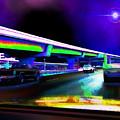 Midnight Run - Austin To San Antonio by Wendy J St Christopher