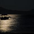 Midnight Sailing by Adam Isfendiyar