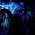 Midnight Serenity by Absinthe Art By Michelle LeAnn Scott