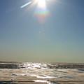 Midnight Sun Over The Arctic by Anthony Jones