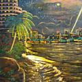 Midnight Sun by V Boge