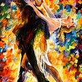 Midnight Tango by Leonid Afremov