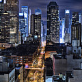 Midtown Looking From The West by Michael Tischler