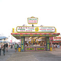 Midway Steak House - The Boardwalk At Seaside by Bob Palmisano