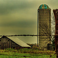 Midwest Barn by Scott McKay