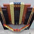 Art Deco Theater by Matt Oaks