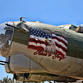 Mighty B-17 Fortress by Tommy Anderson