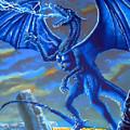 Mighty Blue by Daniel Monroe