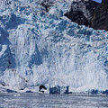 Mighty Holgate Glacier by Jennifer White
