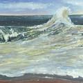 Mighty Nauset Wave by Viola Holmgren