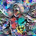 Mike Painting  by Mark Ashkenazi