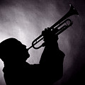 Mike Vax Professional Trumpet Player Photographic Print 3768.02 by M K Miller