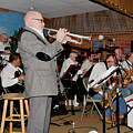 Mike Vax Professional Trumpet Player Photographic Print 3772.02 by M K  Miller