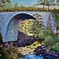 Mike's Keystone Bridge by Jamie Frier