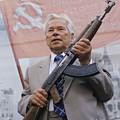 Mikhail Kalashnikov, Russian Gun Designer by Ria Novosti