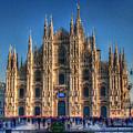Milan Duomo by E R Smith
