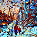 Mile End Montreal Neighborhoods by Carole Spandau