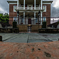 Miles Brewton House Circa 1765 by Dale Powell