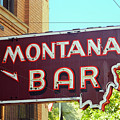 Miles City, Montana - Bar Neon by Frank Romeo