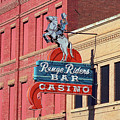 Miles City, Montana - Downtown Casino by Frank Romeo