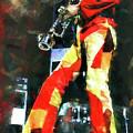 Miles Davis - 08 by Andrea Mazzocchetti