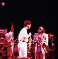 Miles Davis Image 9  With Bob Berg  by Derek Moore
